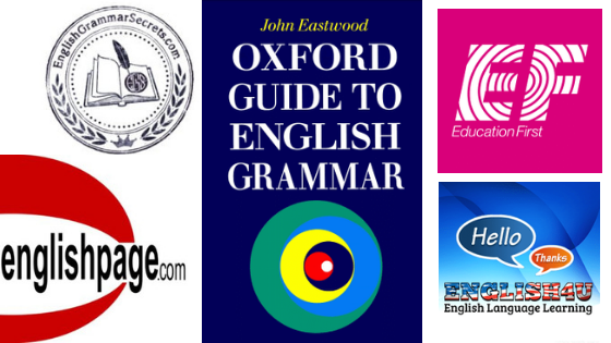 English Grammar Guide Book